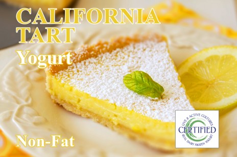 California Tart Yogurt